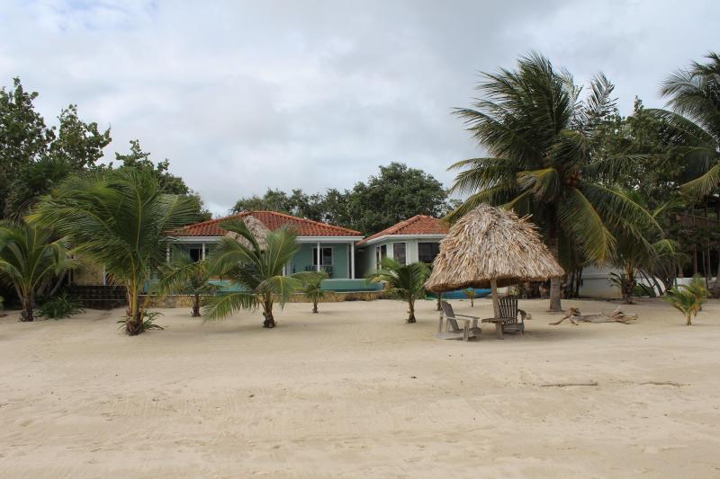 Praia raked diariamente, mantido limpo para você!