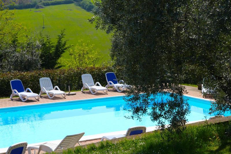 Frantoio: Enjoy The True Essence Of Tuscany, alquiler de vacaciones en Montalcinello