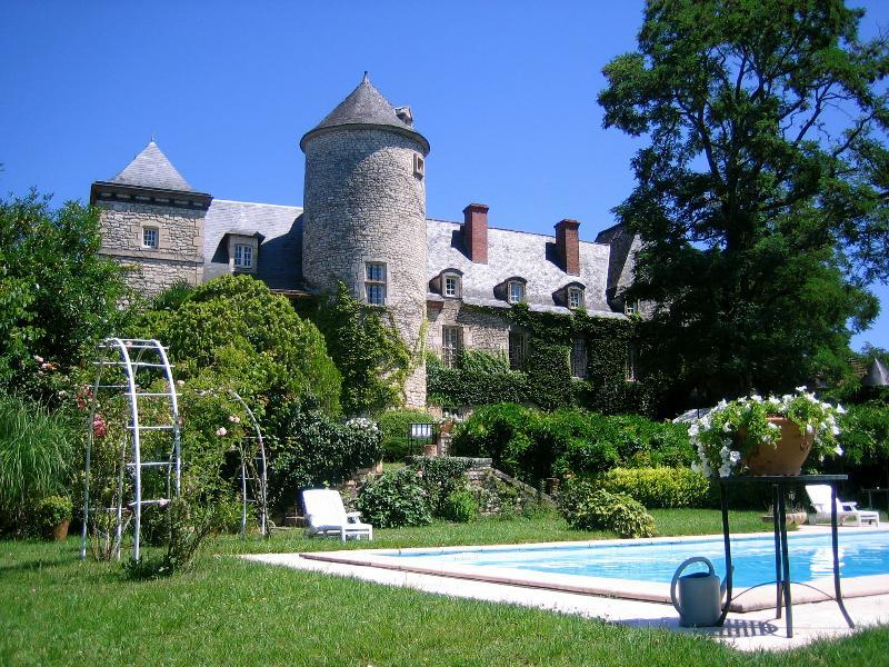 Chateau Raysse. Dordogne.