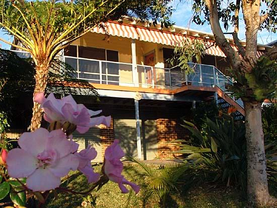 Lakeview Lodge, holiday rental in Forster
