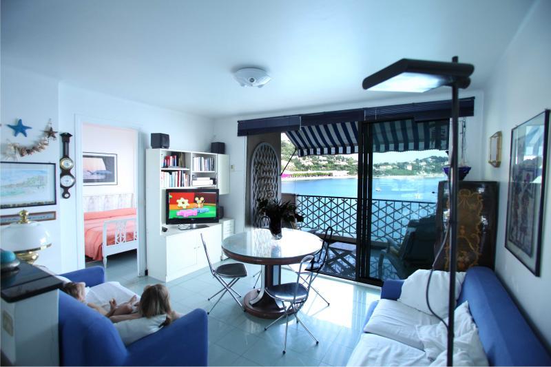 amazing sea terrace view, vacation rental in Villefranche-sur-Mer