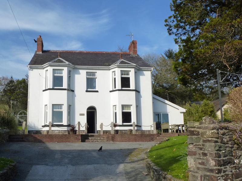 Brynafon - the Laugharne Villa