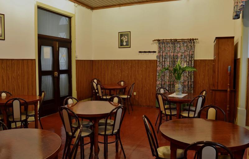 sala de refeições partilhada
