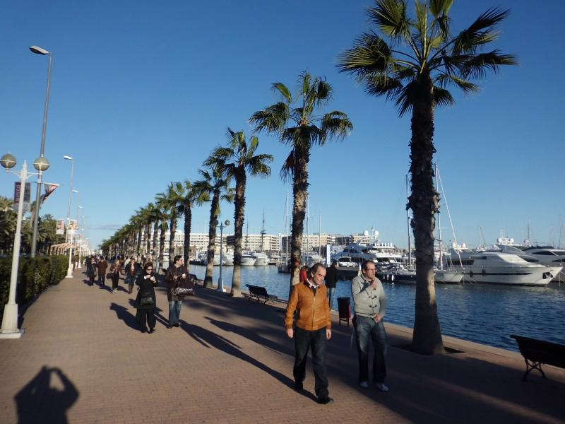 alrrededores-paseo maritimo- puerto deportivo