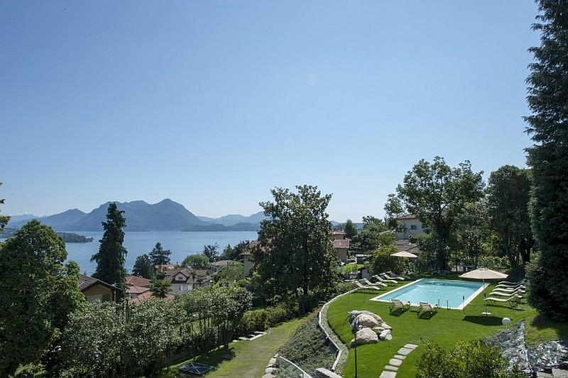 Villa Ermelinda, Baveno Lake Maggiore - NORTHITALY VILLAS Vacation rentals