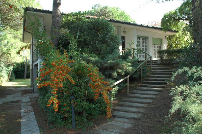 Villa Giove, vacation rental in Lignano Pineta