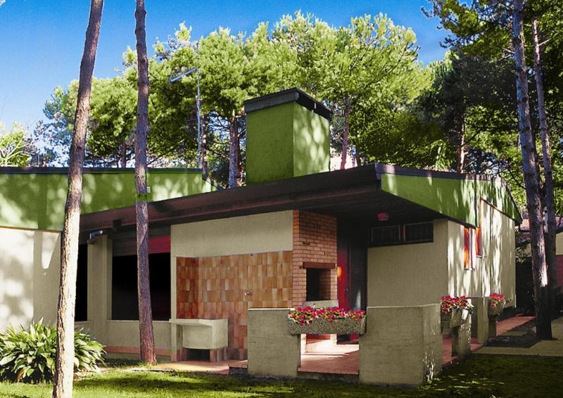 Villa Greta and Marlene, vacation rental in Lignano Pineta