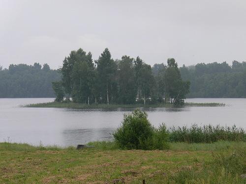 Camping Bereg, holiday rental in Novgorod Oblast