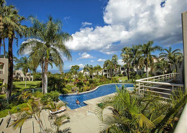 Palms 1508 - Poolside