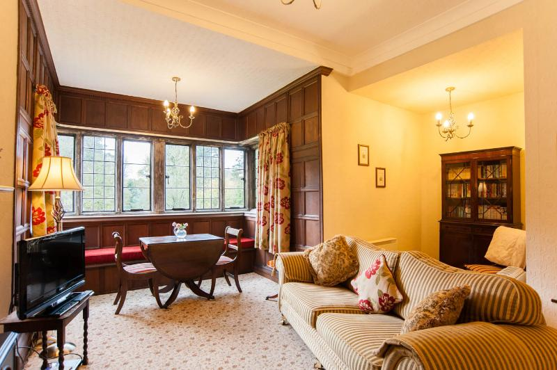 Spacious open plan living and dining areas