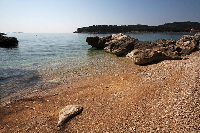 Our guests are always  enchanted with private beach which is unique in Durovnik area.