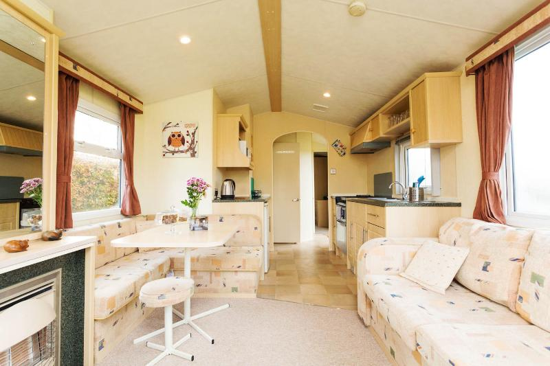 Orchard Cottage Holidays 'The Everglade', Ferienwohnung in Boughton Lees