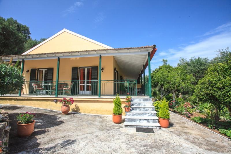 Villa Valentina, vacation rental in Peroulion