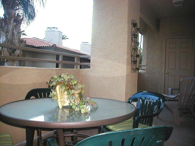 Dining on Double Balcony (view #2)
