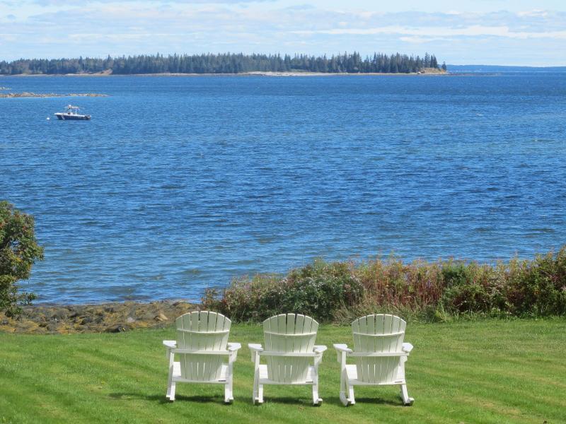 Schooner View lovely view