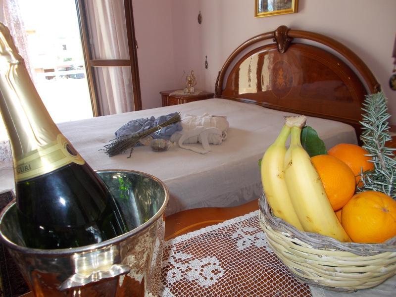Villetta Manuela, holiday rental in Nubia