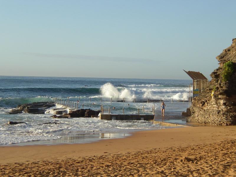 oceánicas protegidas piscina