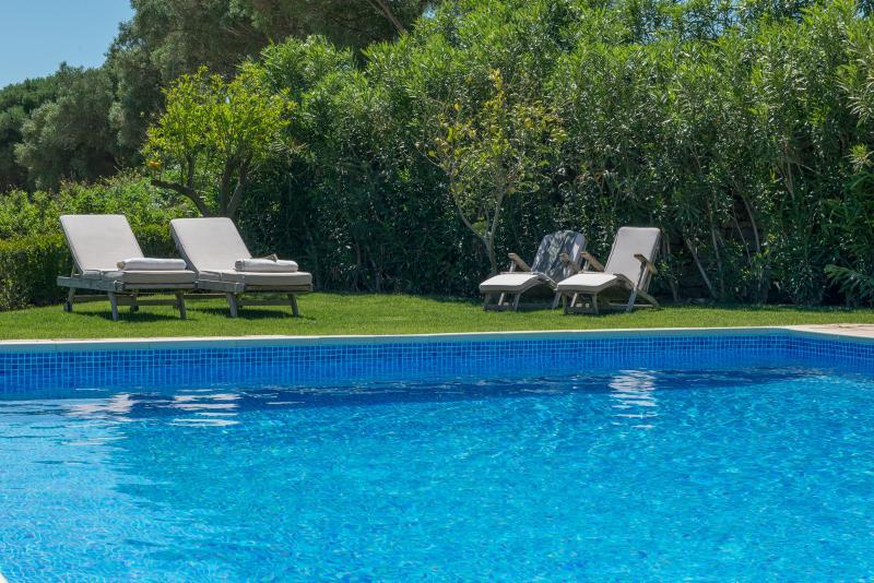 Villa Oleandro, piscina