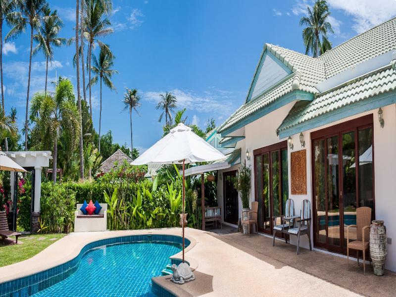 Baan Chaai Haat villa di lusso sul lungomare