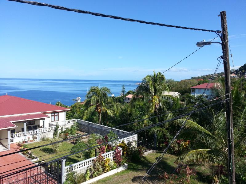 Wallhouse Holiday Apartment 2, holiday rental in Soufriere