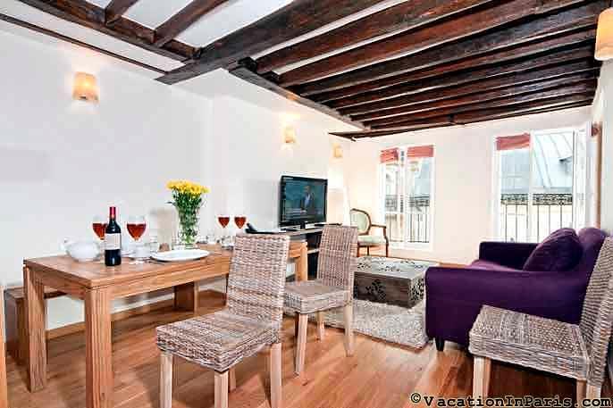 Saint Germain Perfect Two Bedroom - ID# 245, vacation rental in Aubervilliers