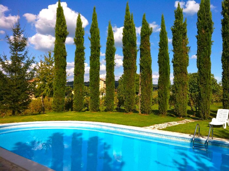 Casa Giove, cottage with private pool