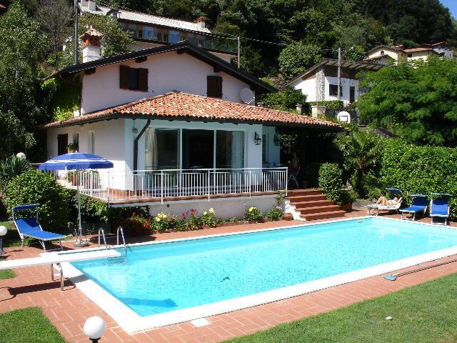 Lake Como Villa Palazzetta, location de vacances à Domaso