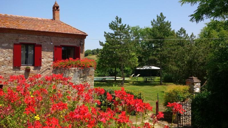 Podere Poggiolo, vacation rental in Trequanda