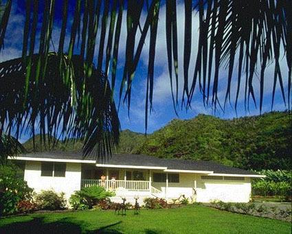 Hale O' Wailele ' The House of Leaping Waterfalls'