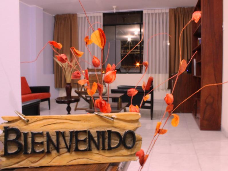 Bienvenido!  a Lima - Perú, queremos que su estadía sea agradable y comoda