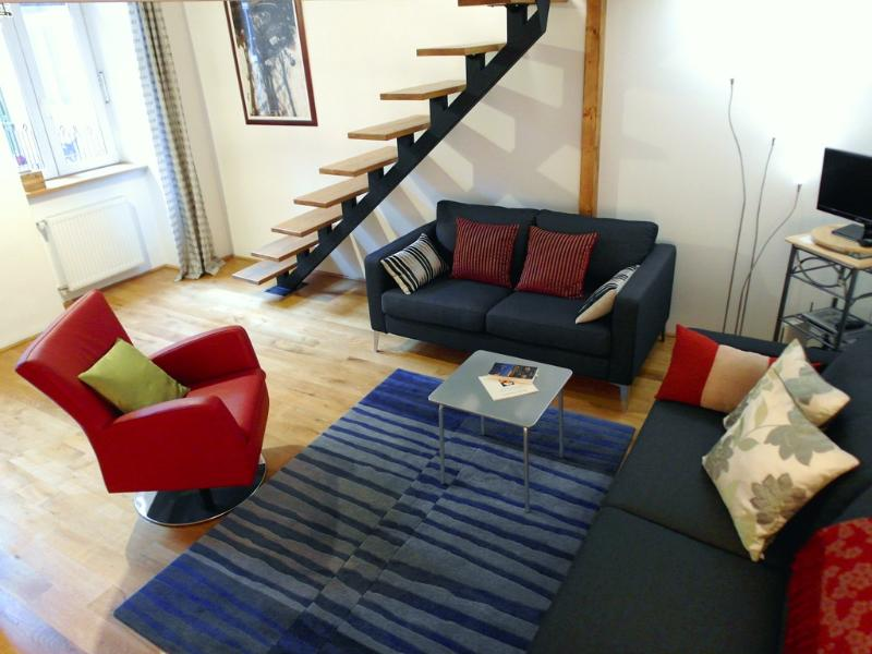 Central Loft Apartment, vacation rental in Solymar