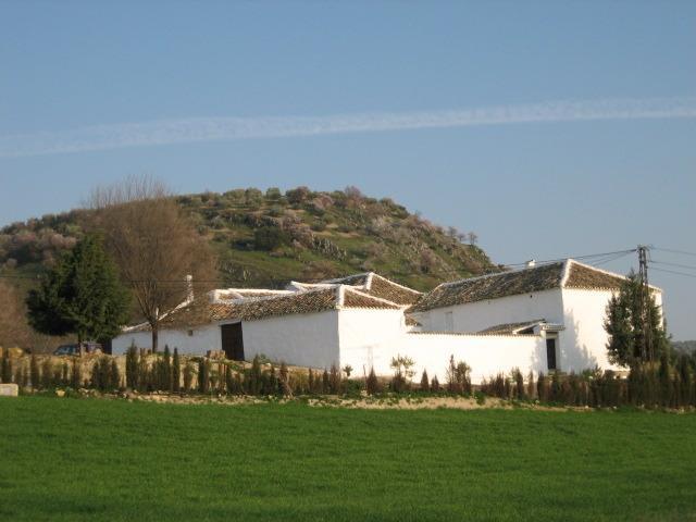 Cortijo y cerro de La Gineta