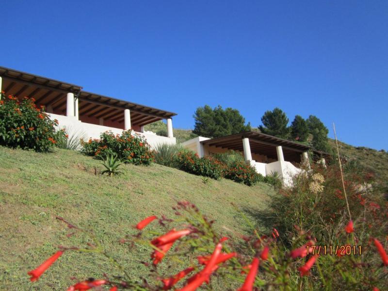la villa e giardino