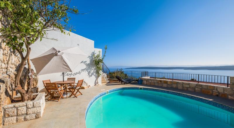Terrace & Pool view