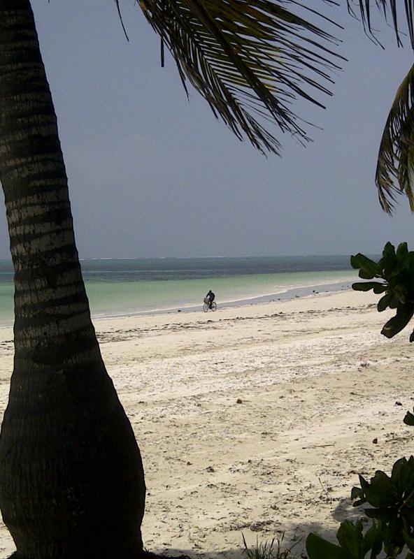 La spiaggia di Matemwe