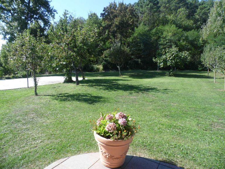 Gärten - viel Platz zum spielen oder entspannen Sie sich