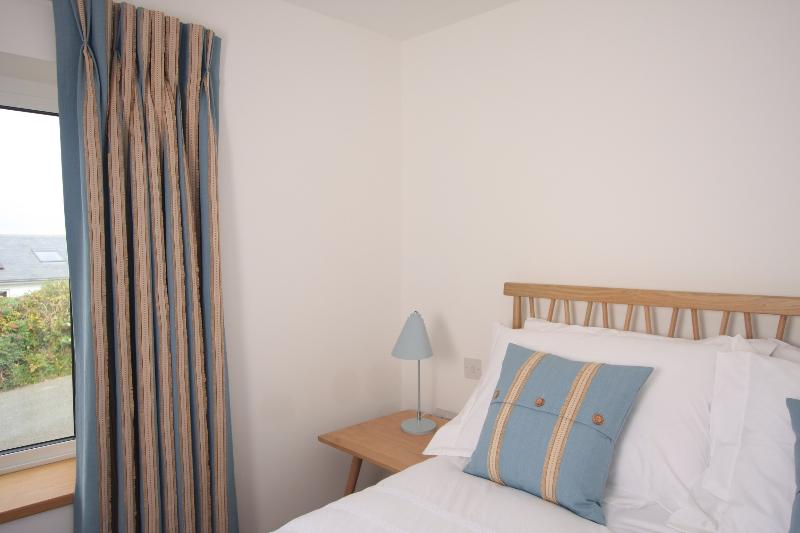 Double room at the front of the house with views up the estaury