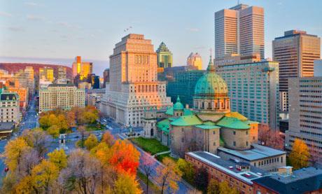Beautifull Montreal :)