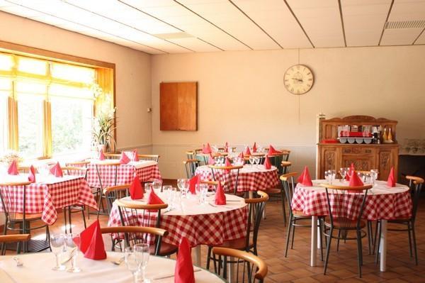 view of the restaurant du midi