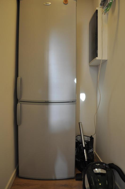 Extra fridge if necessary
