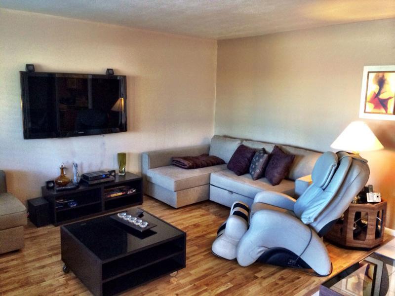 Familiekamer met 2 futon bank bedden