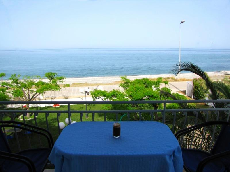 Lepenioti seaside apartments in Velika Greece, holiday rental in Volos