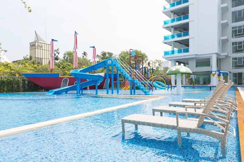 2 bedroom coondo in my resort C 303, alquiler vacacional en Ban Khao Takiap