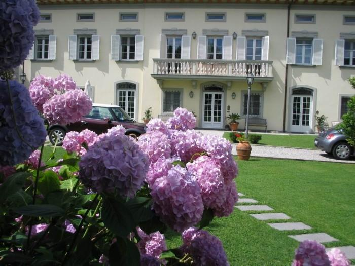 holiday apartment with pool in villa near Lucca, G4, village walking distance, vacation rental in Santa Maria del Giudice