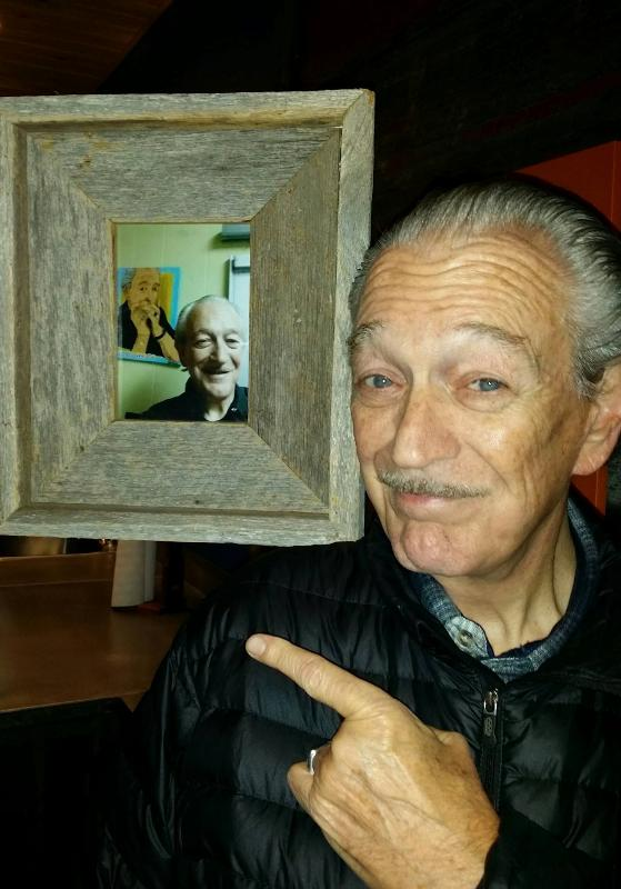 Blues icon Charlie Musselwhite at the Hooker Hotel