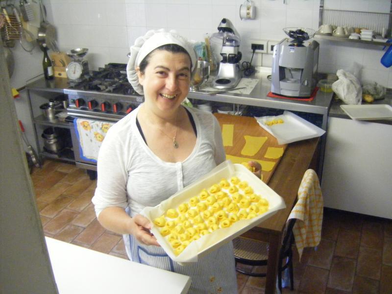 Valeria chef