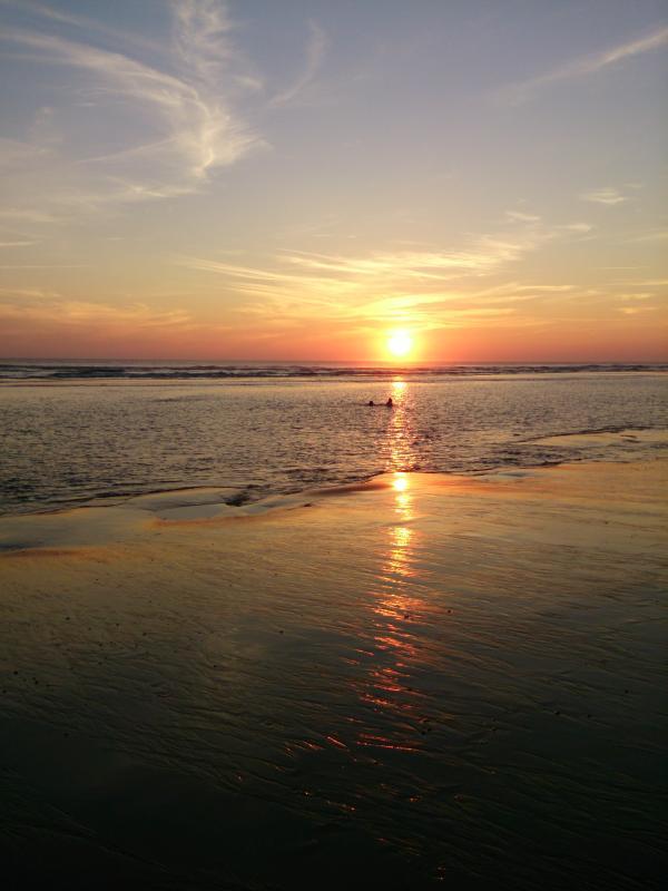 Des couchers de soleil exceptionelles
