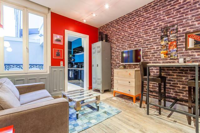 Appartement terrasse pour 2 personnes