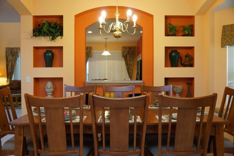Large formal dining