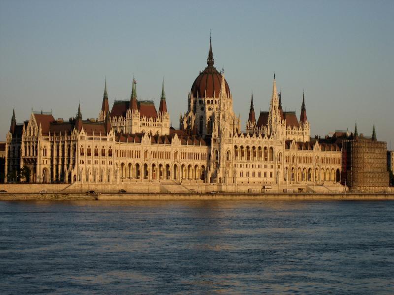 La Casa del Parlamento
